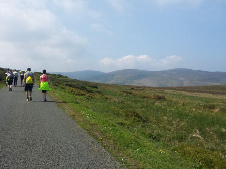 Dublin Mountain Challenge
