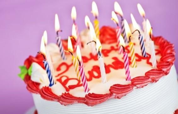 Donate your birthday