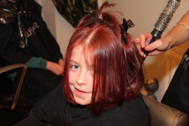 Brogan Doyle's Haircut