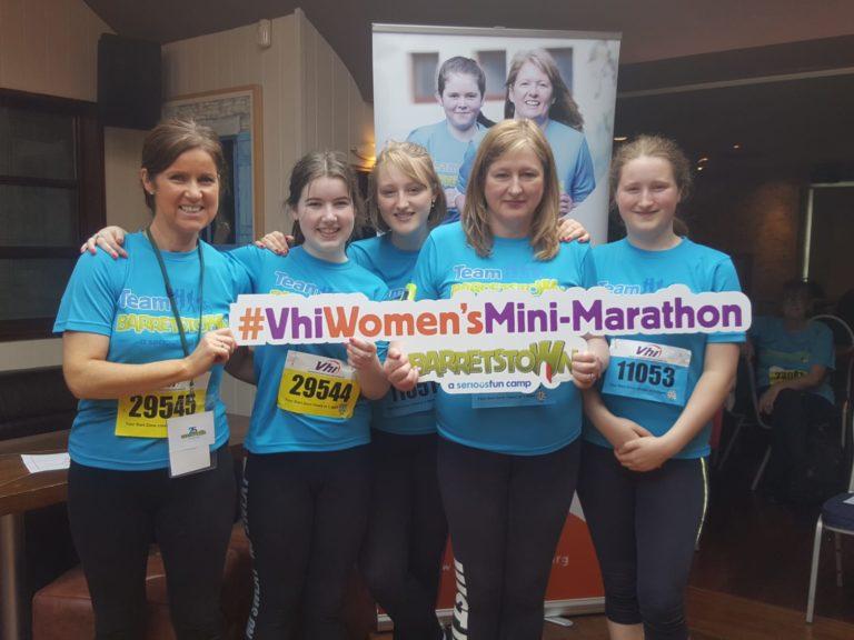 i Women's Mini Marathon