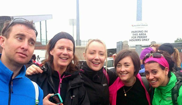 Emma Nolan - Dublin Mountains Challenge