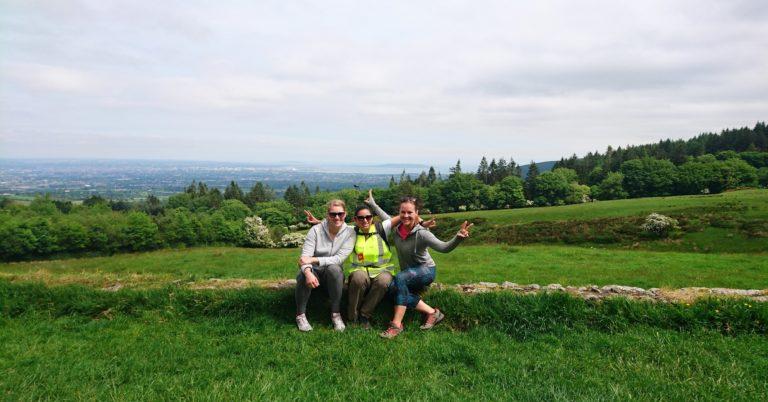 Dublin Mountains Challenge 2017