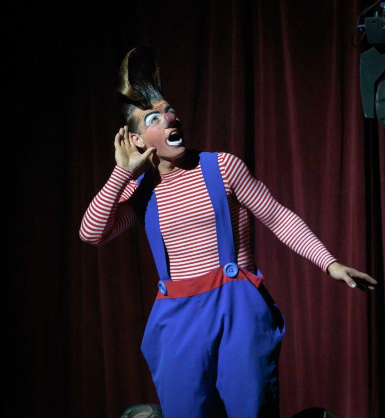 Fosssett's Circus Performance Times