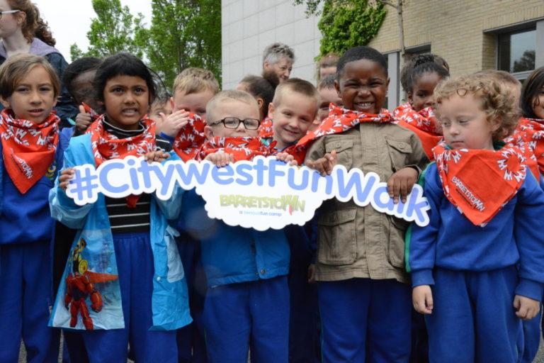 Citywest fun walk 2017