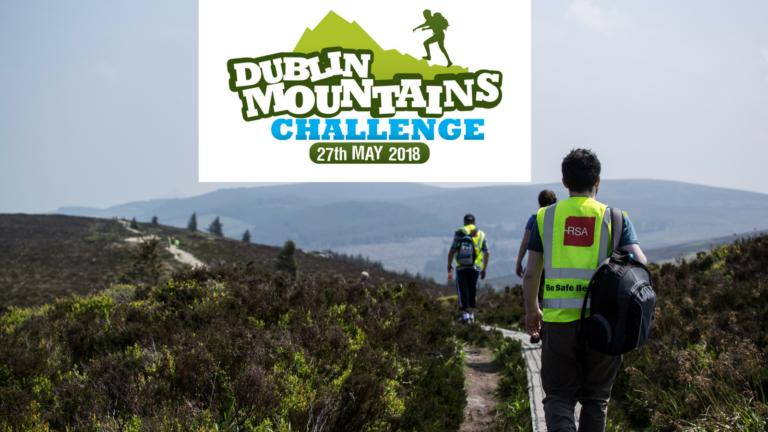 Dublin Mountains Challenge 2018