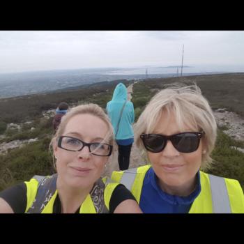 Dublin Mountains Challenge Ruth