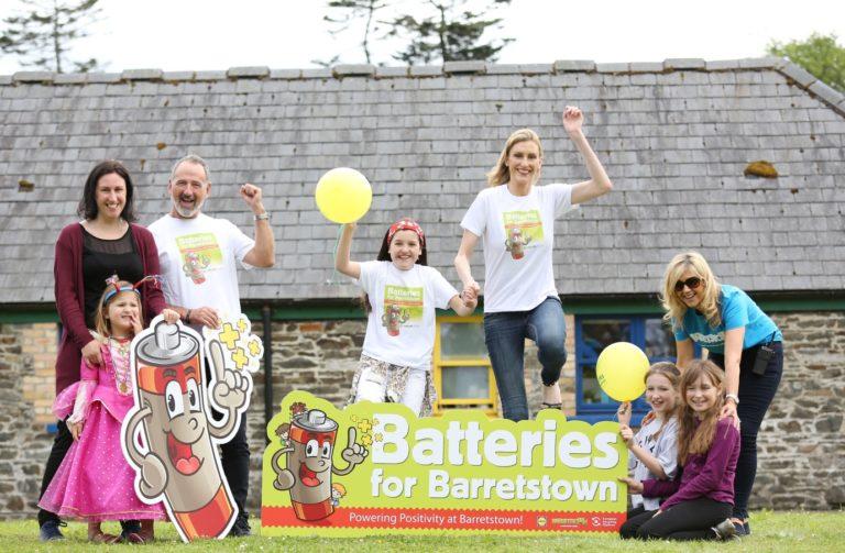 Batteries for Barretstown