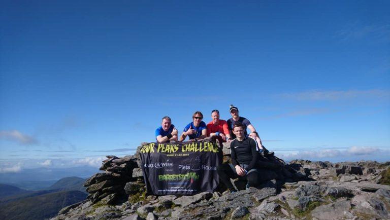 Four Peaks Challenge