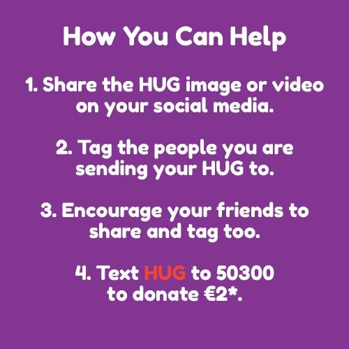 Send your HUG Today!