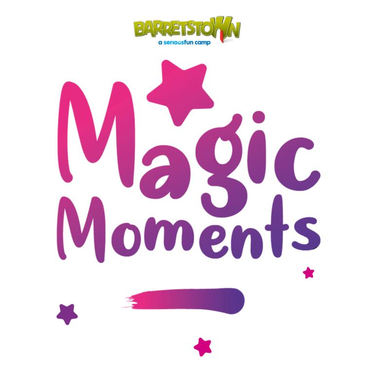Barretstown Magic Moments